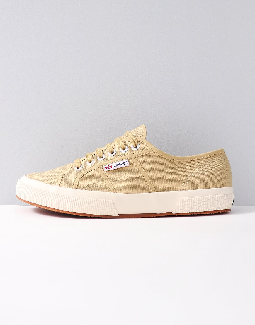 Superga Cotu Classic 2750 Canvas Trainers Beige