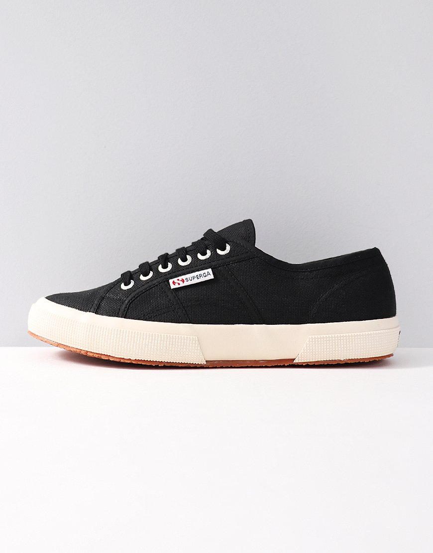 Superga Cotu Classic 2750 Canvas Trainers Black