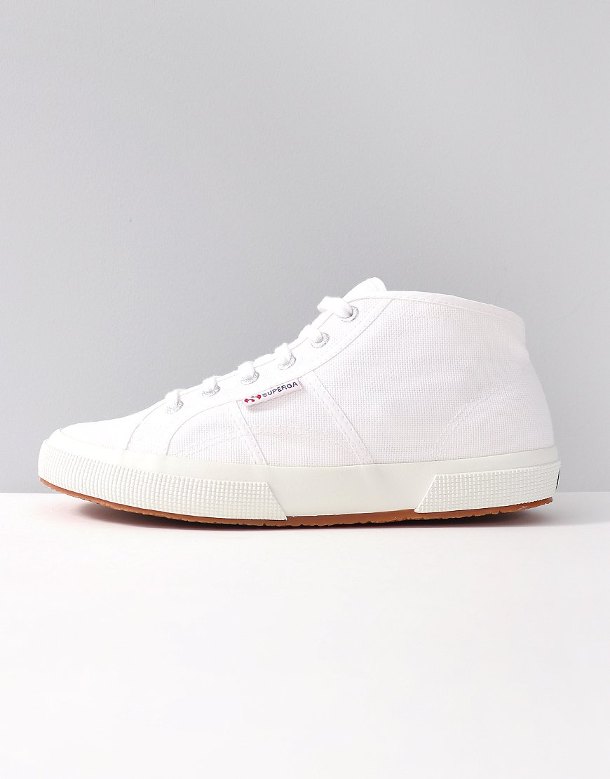 Supergar Cotu 2754 Canvas Trainers White