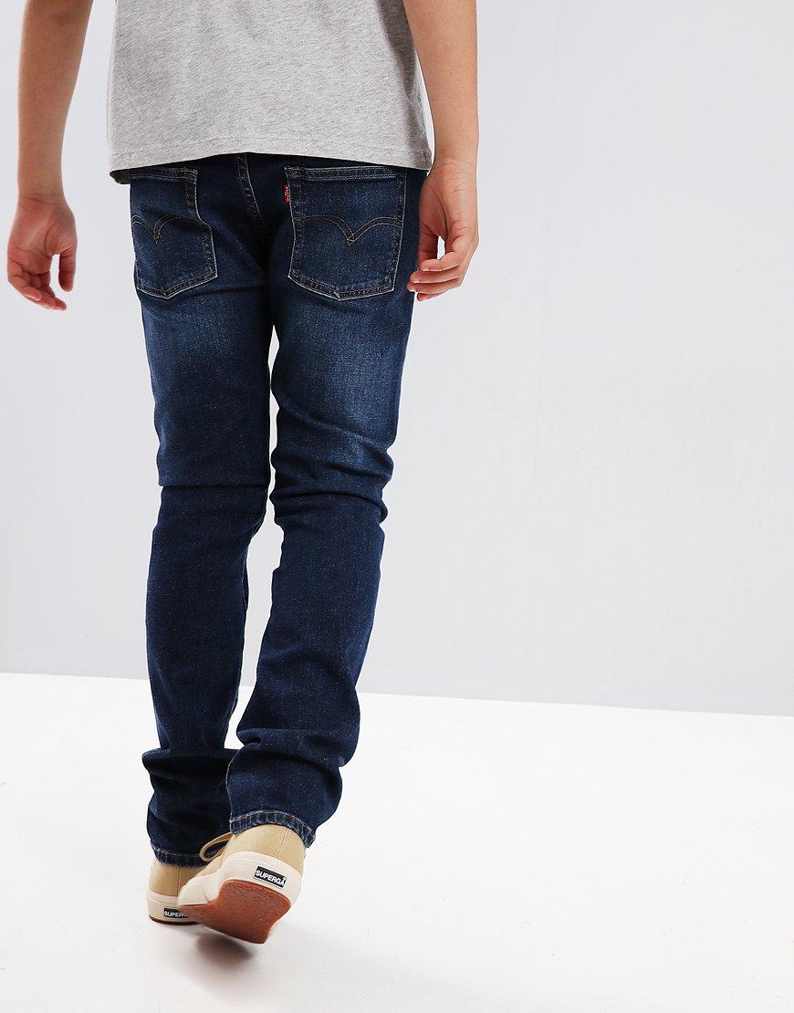 Levi's Kids 510 Skinny Fit Jeans Denim