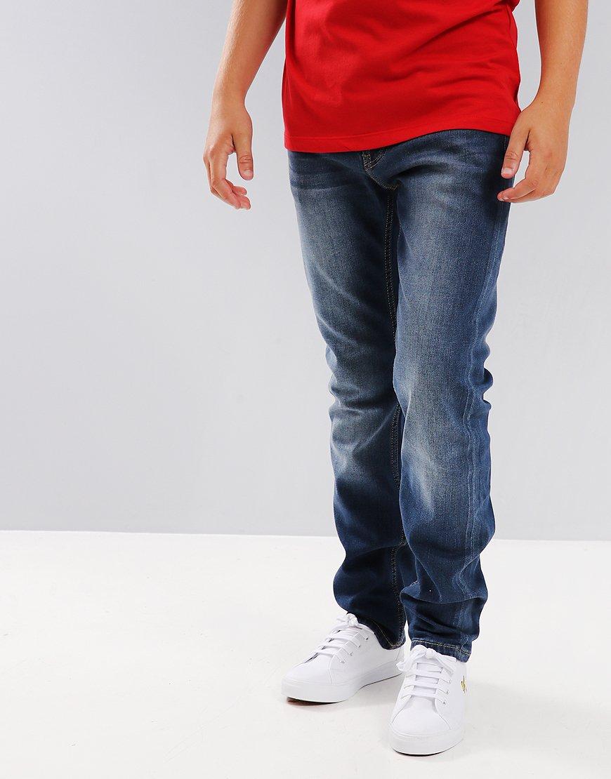 Levi's Kids 511 Slim Fit Jeans Denim