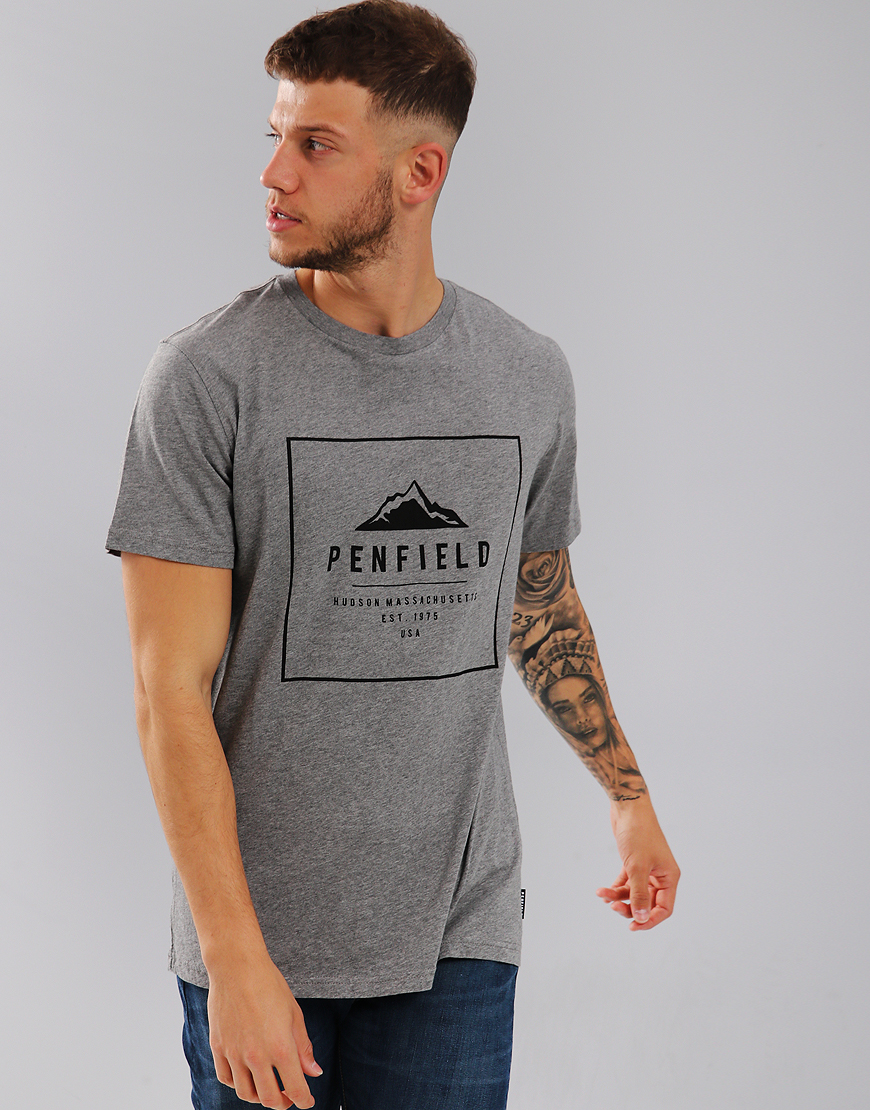 Penfield Alcala T-Shirt Grey