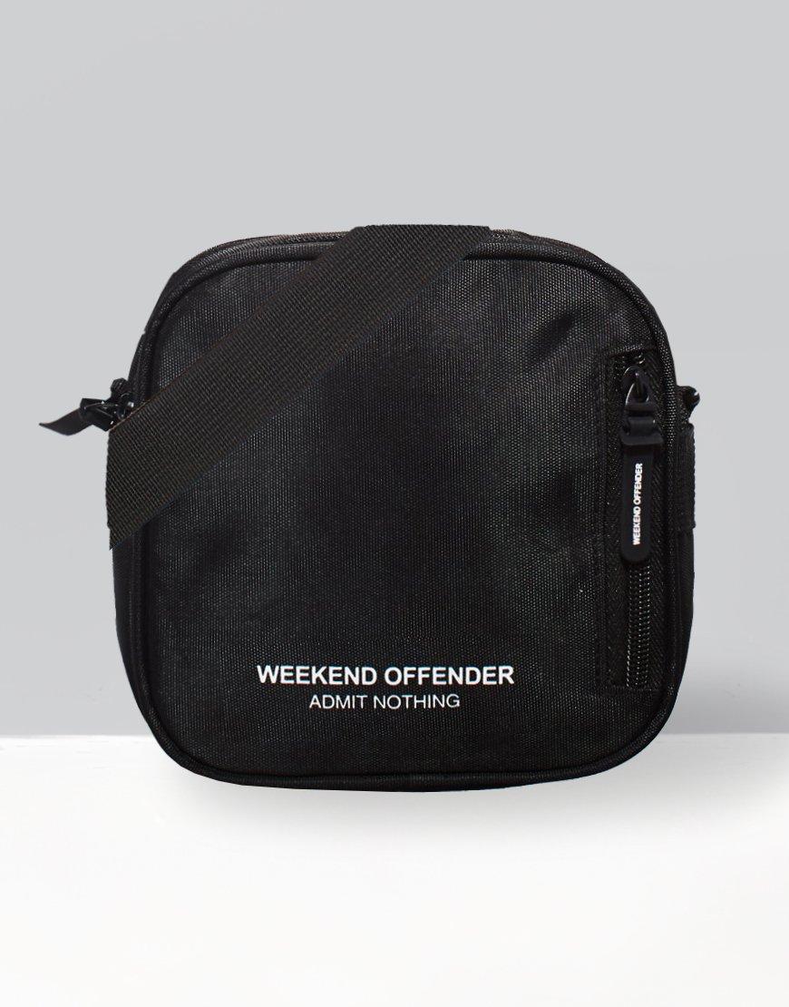 Weekend Offender Ali Side Bag Black
