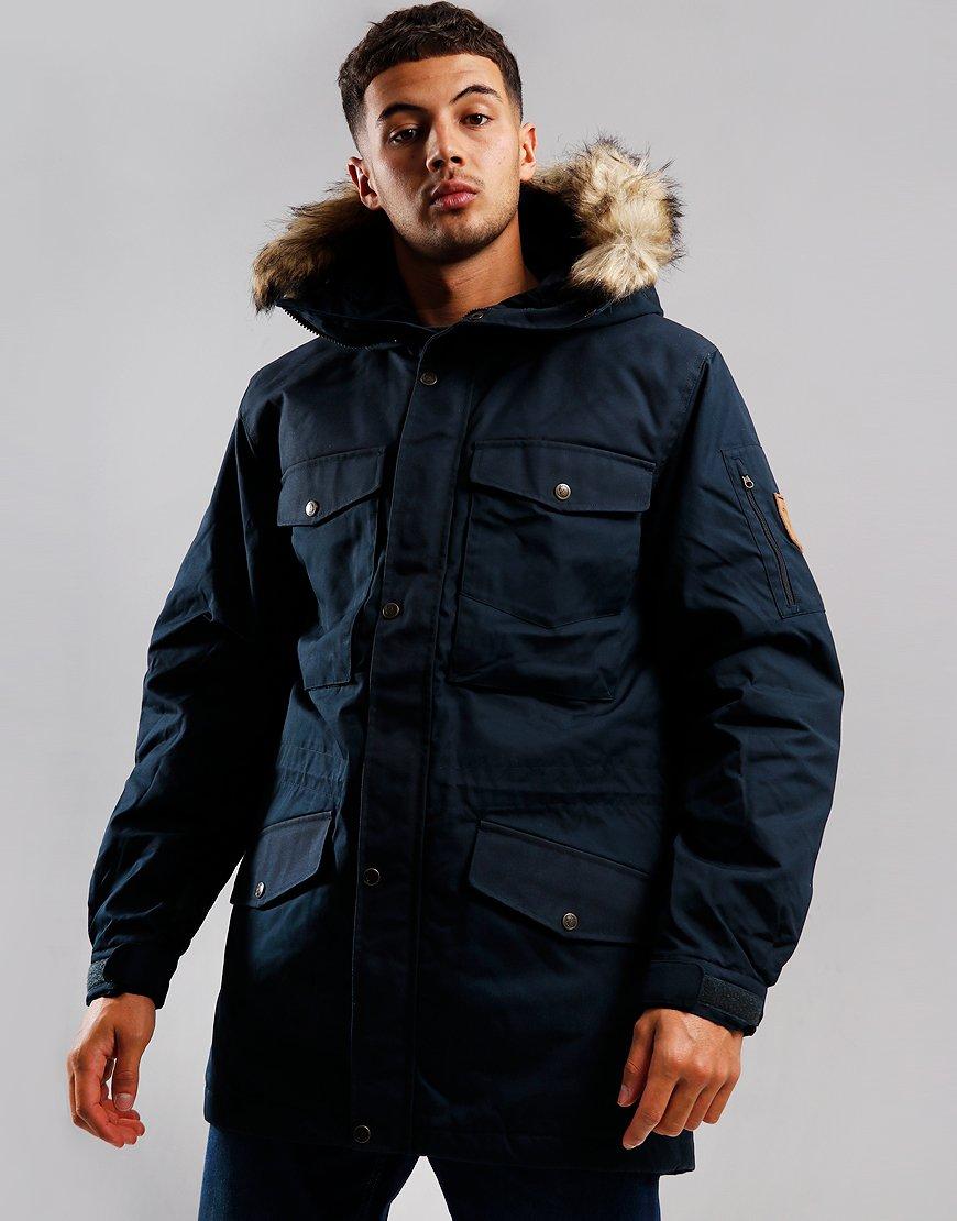 Fjällräven Singi Winter Jacket Dark Navy