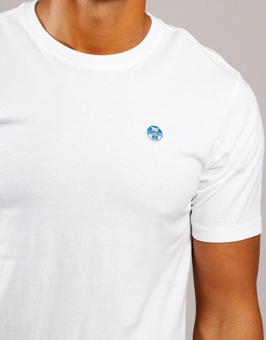 North Sails Plain T-Shirt White