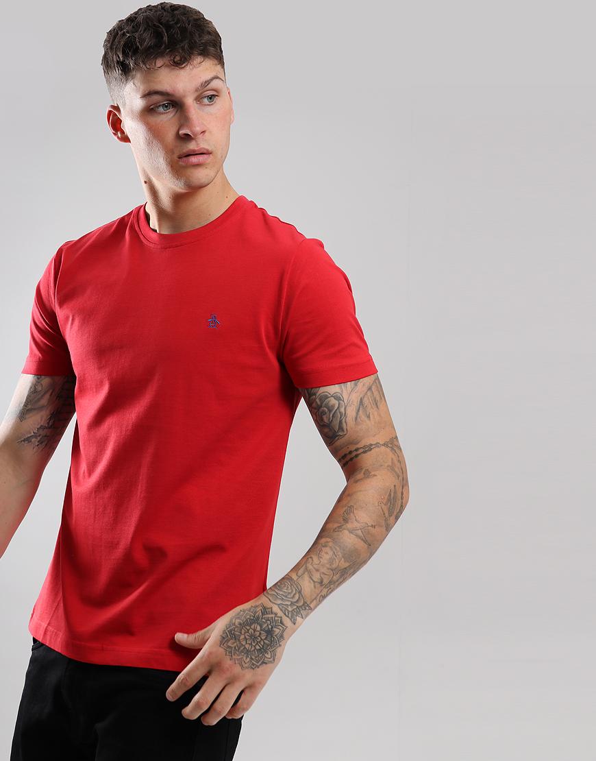 Penguin Pinpoint T-Shirt  Samba