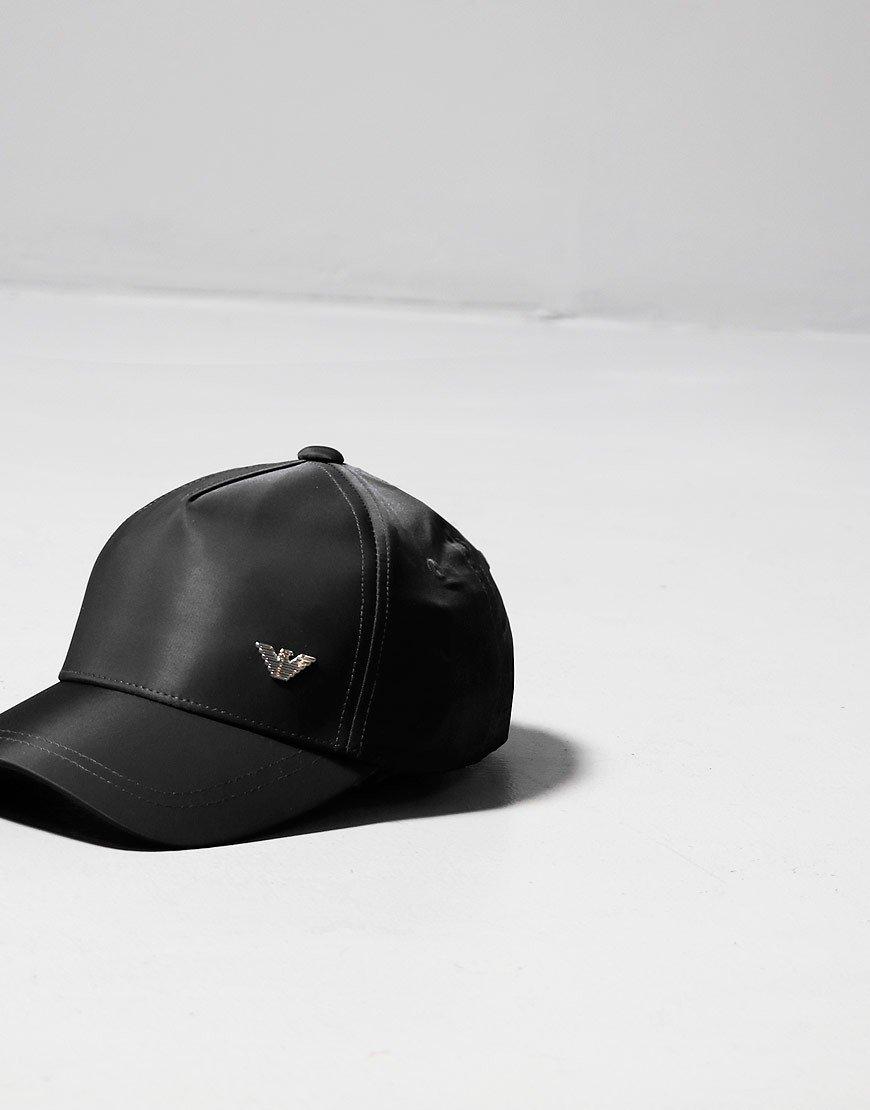 Armani Baseball Cap Black