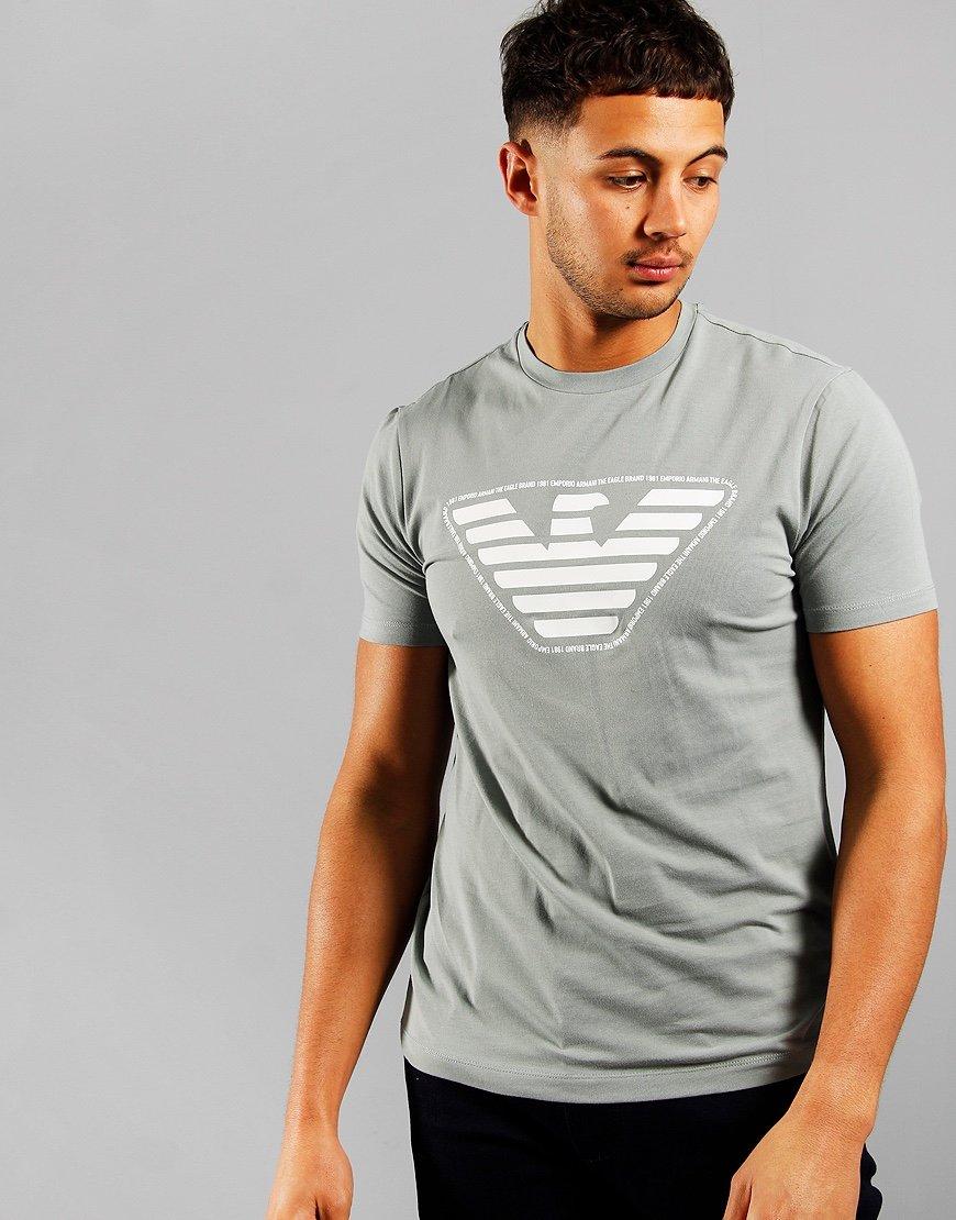 Emporio Armani City T-shirt Marine Green