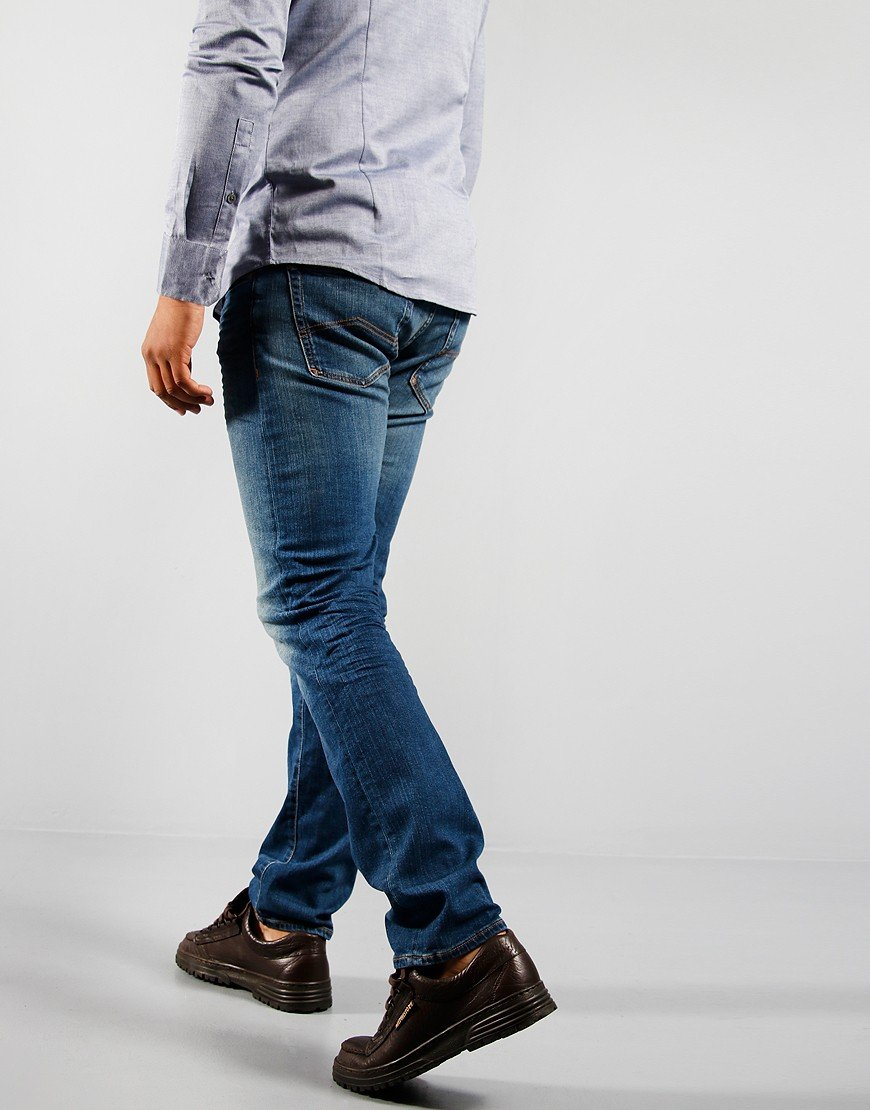 Emporio Armani J45 Jeans Denim Blue