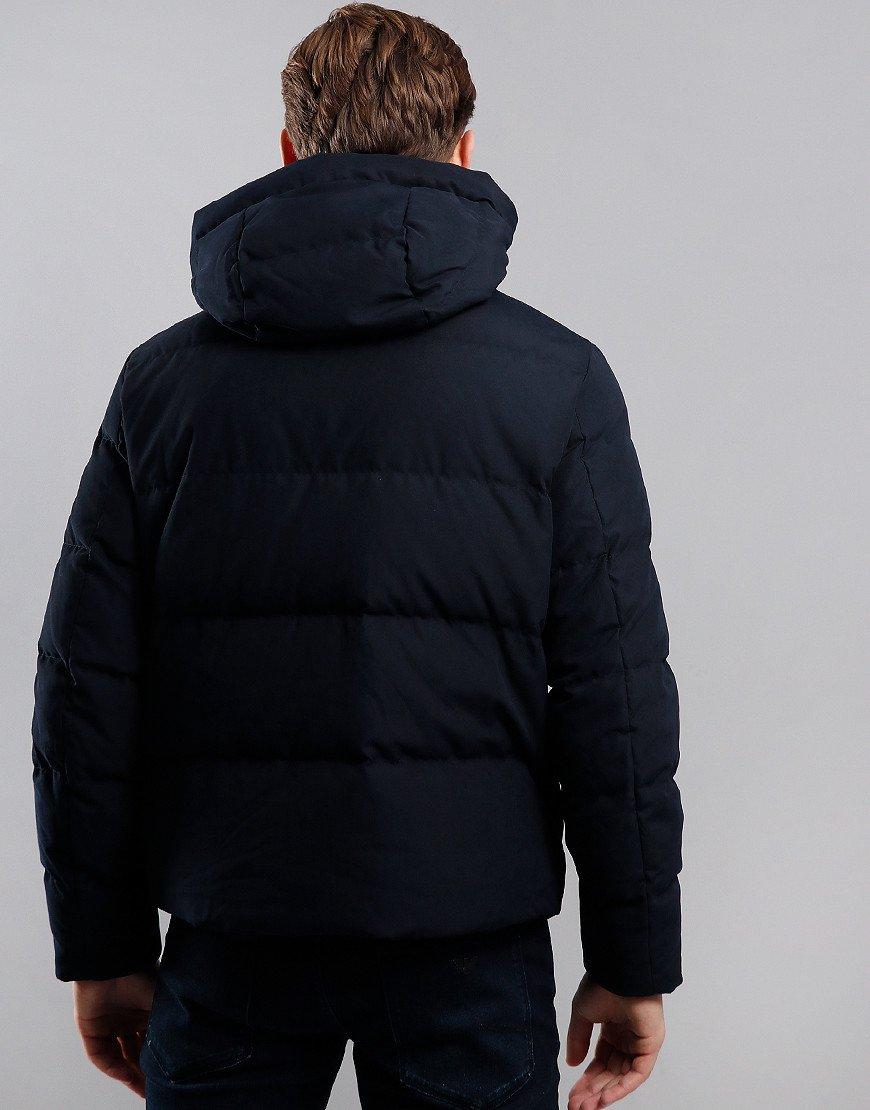 Emporio Armani Down Jacket Navy