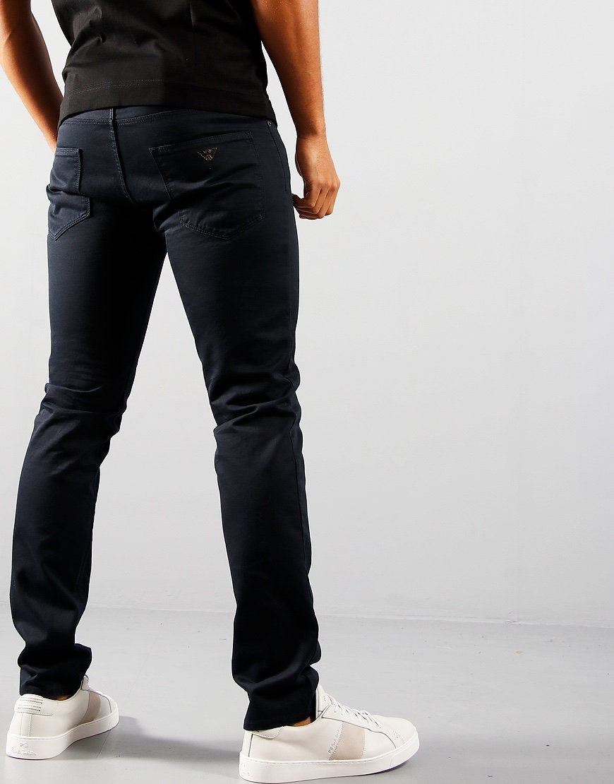 Emporio Armani J06 Slim Fit Jeans 1NF9Z Navy