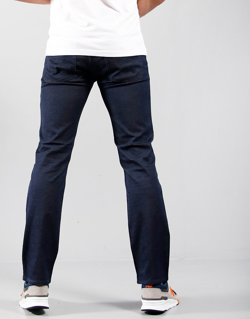 Emporio Armani J45 Regular Fit 1D0KZ Denim Blue