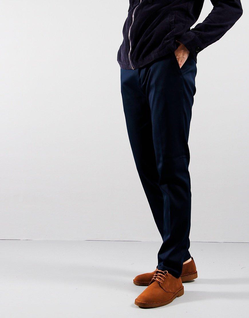 Emporio Armani Chino Trousers Navy