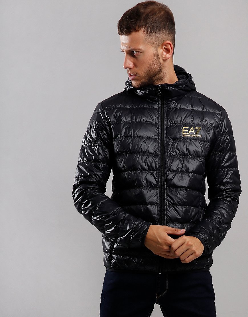 EA7 Down Jacket  Black