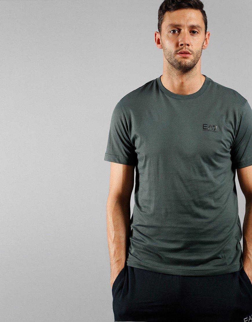 EA7 Small Logo T-shirt 1984 Urban Chic