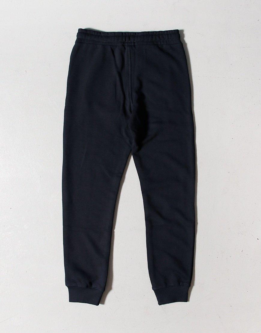 Armani Junior Fleece Jog Pants Navy