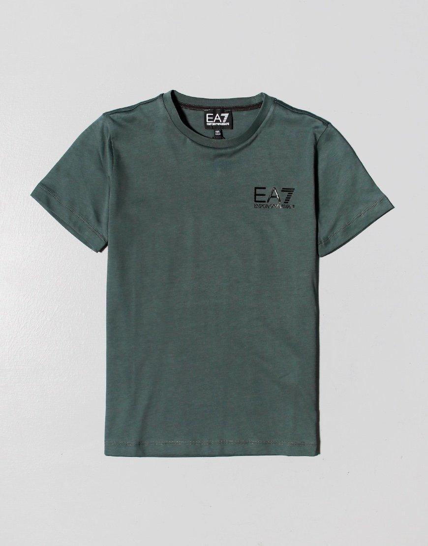 EA7 Kids Chest Logo T-shirt Urban Chic