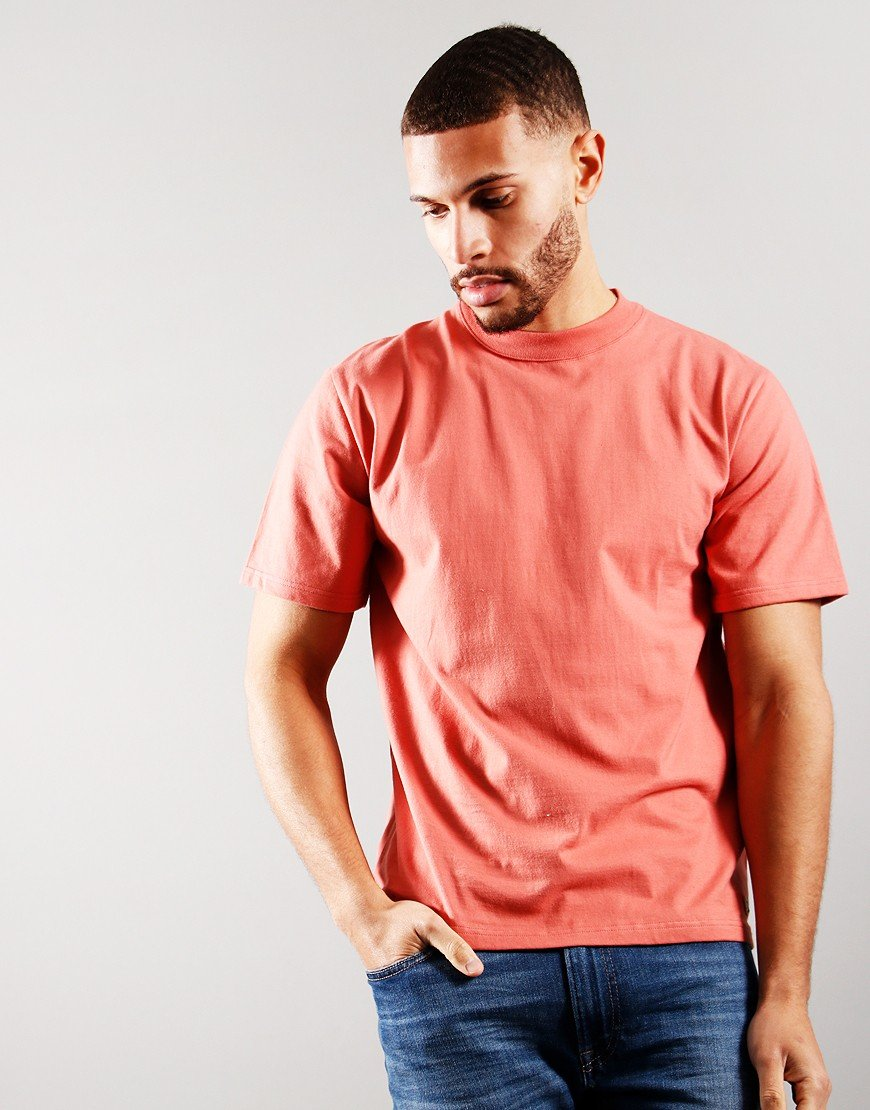 Armor Lux Heritage T-Shirt Rosewood