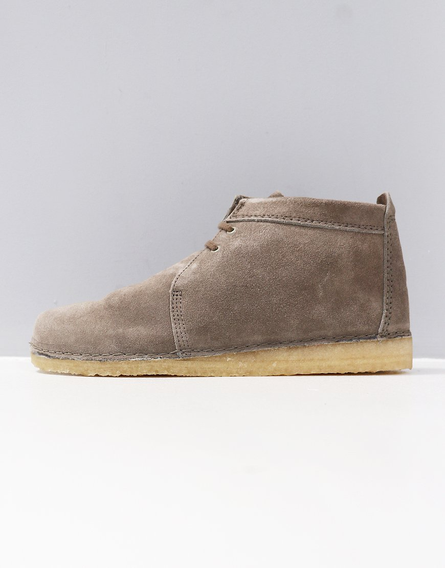 Clarks Originals Ashton Boot Grey