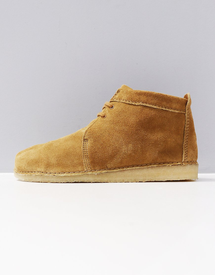 online store 5afa9 ee132 Clarks Originals Ashton Boot Oak. 7