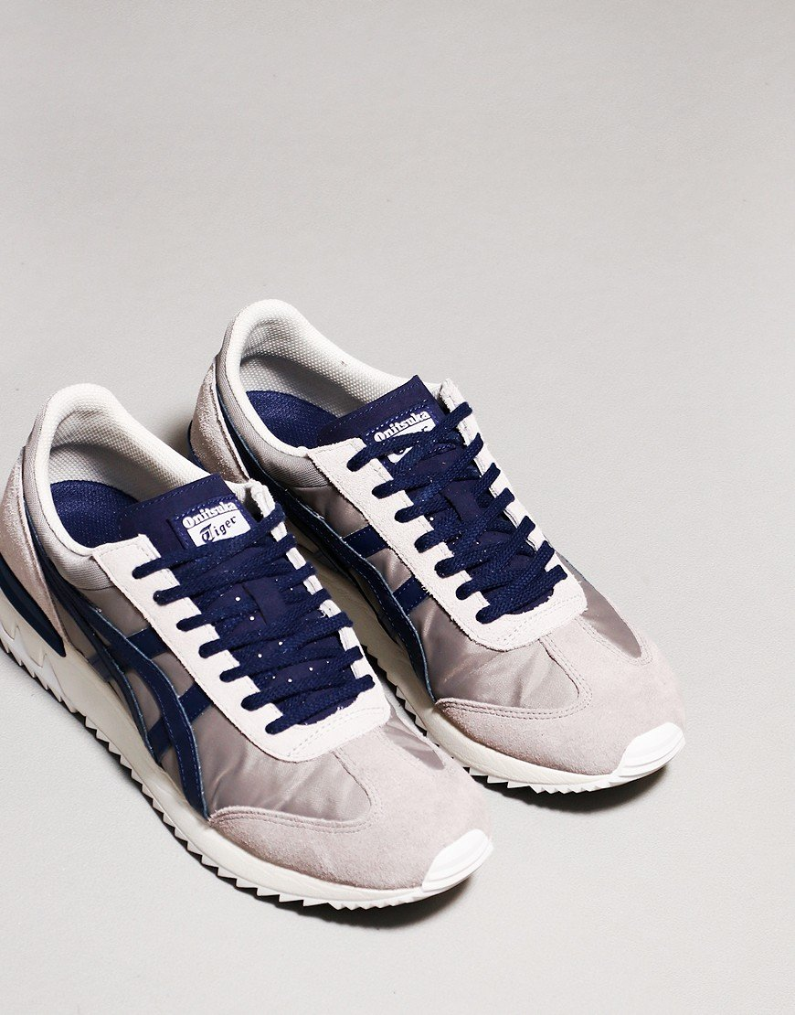 Asics California 78 Trainers Ex Steeple Grey/Peacoat