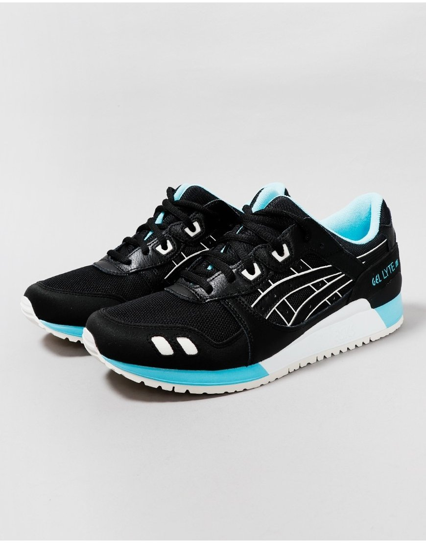 ASICS Gel-Lyte III Sneakers Black/Black