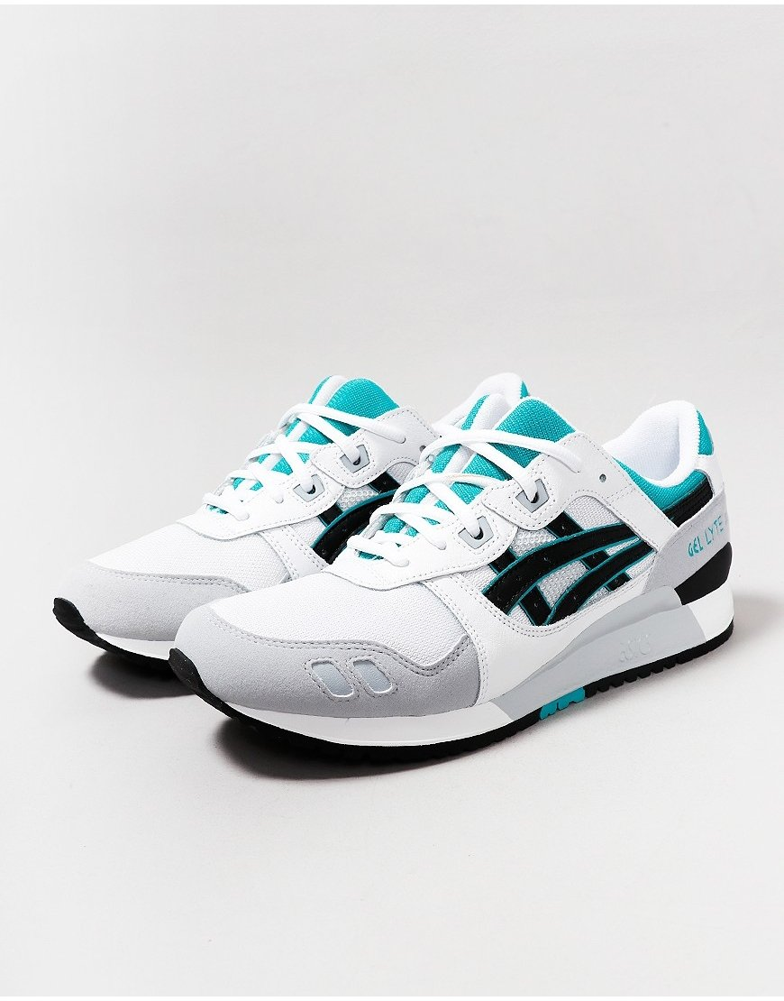 ASICS Gel-Lyte III Sneakers White/Black