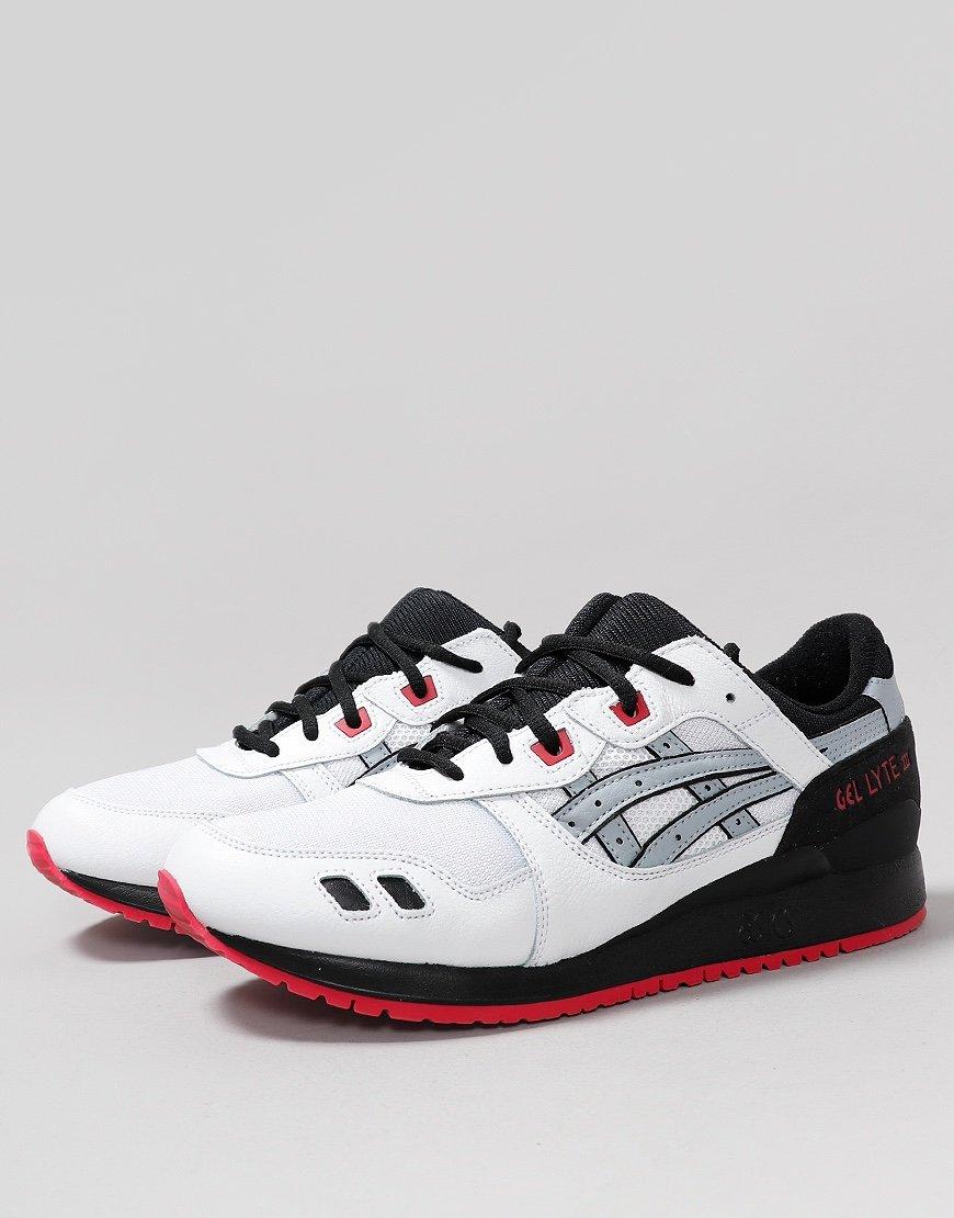 ASICS Gel-Lyte III Sneakers White/Piedmont Grey