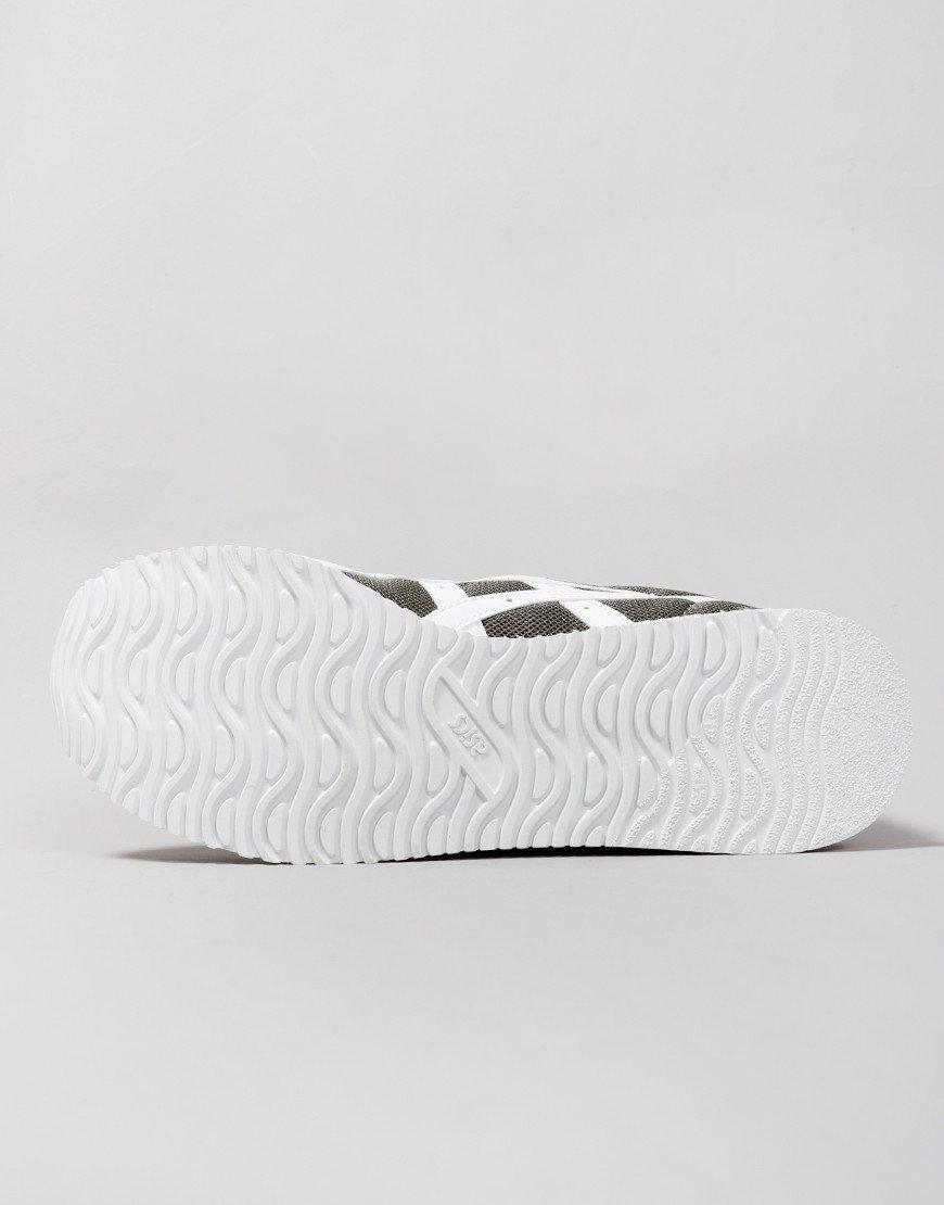 ASICS Tiger Runner Sneakers Mantle Green/White