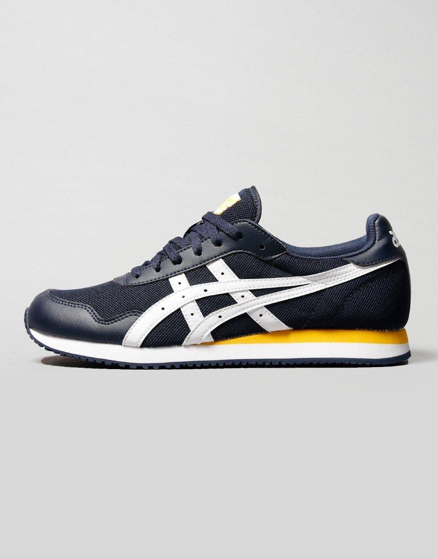 ASICS Tiger Runner Sneakers Midnight/White