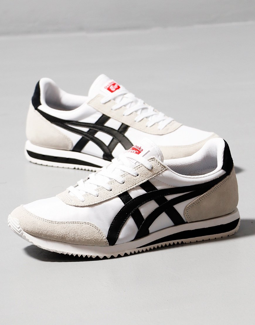 Onitsuka Tiger New York Trainers White/Black