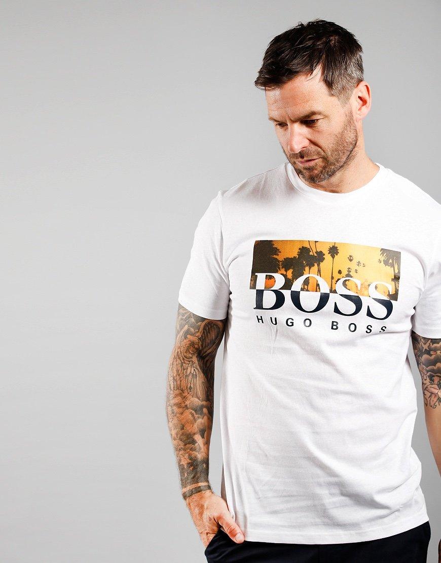 BOSS TSummer 6 T-Shirt White