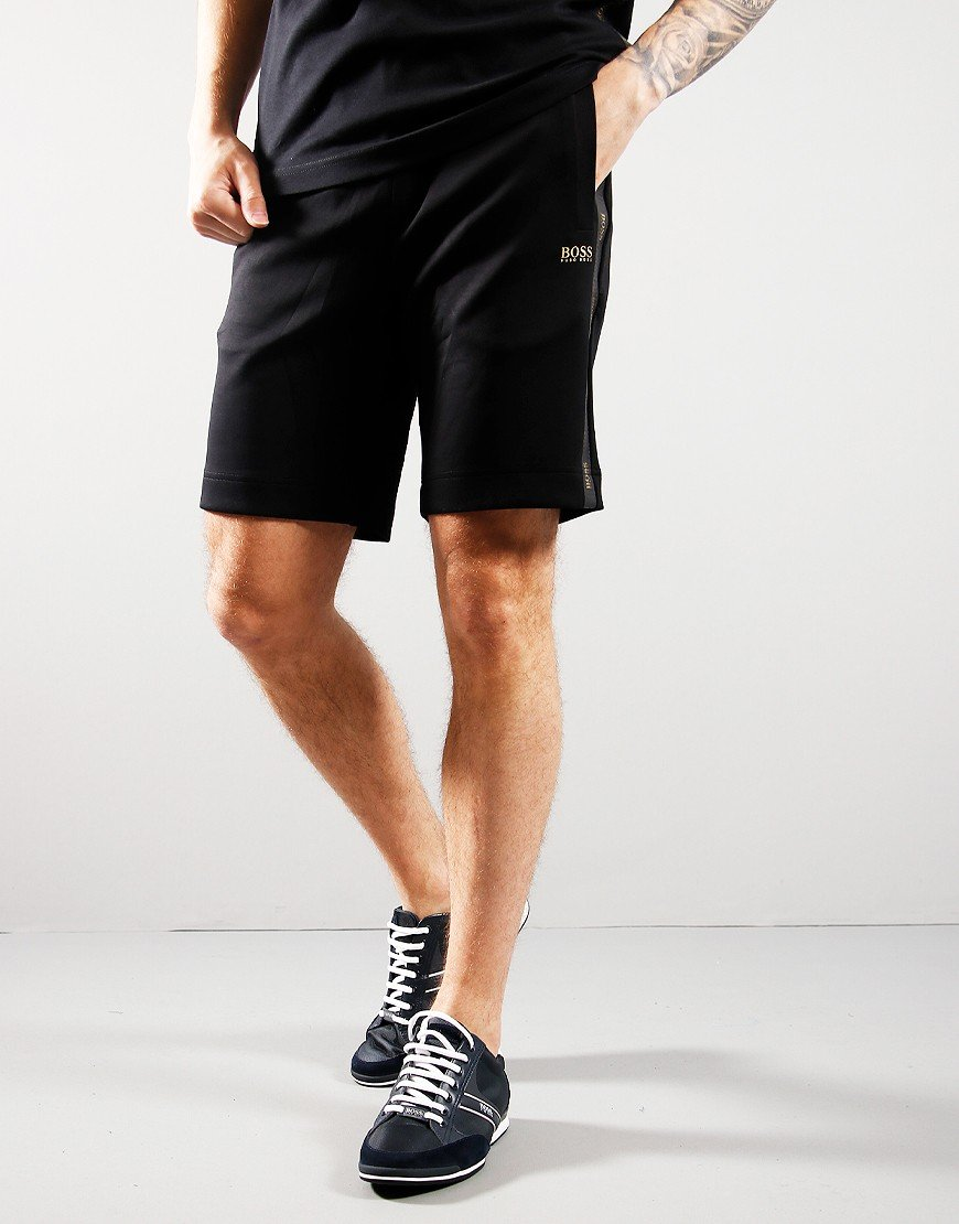 BOSS Headlo Shorts  Black