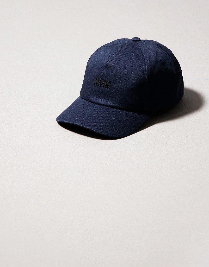 BOSS Fresco Cap Dark Blue