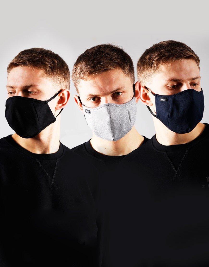 BOSS Face Mask 960 Navy/Black/Grey