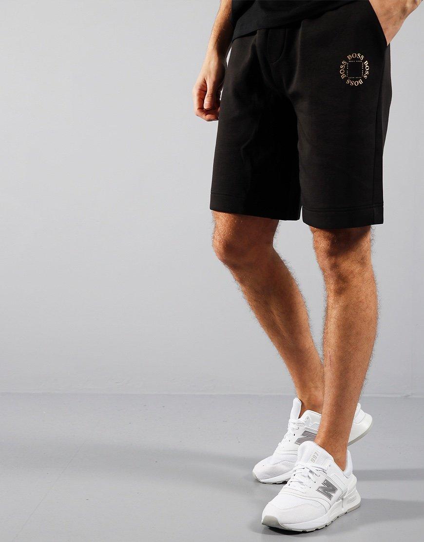 BOSS Halboa Jog Shorts Charcoal
