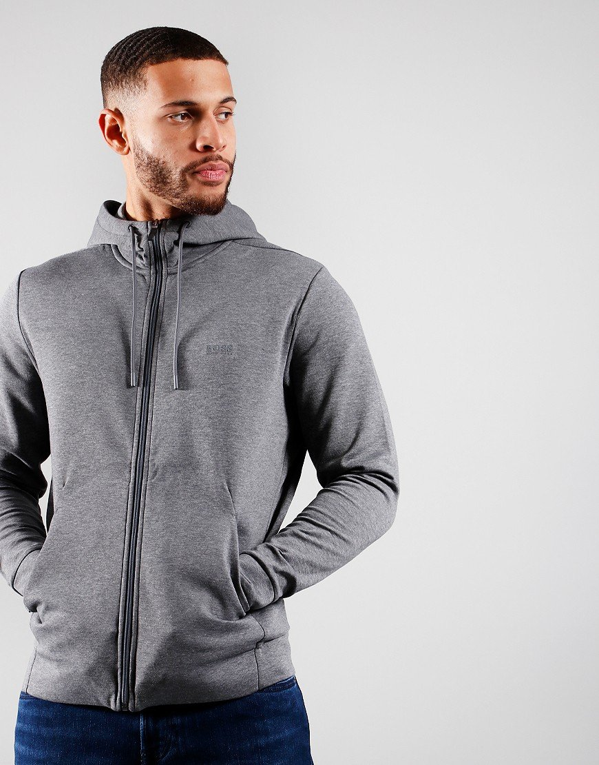 BOSS Athleisure Saggy 1 Jacket Medium Grey