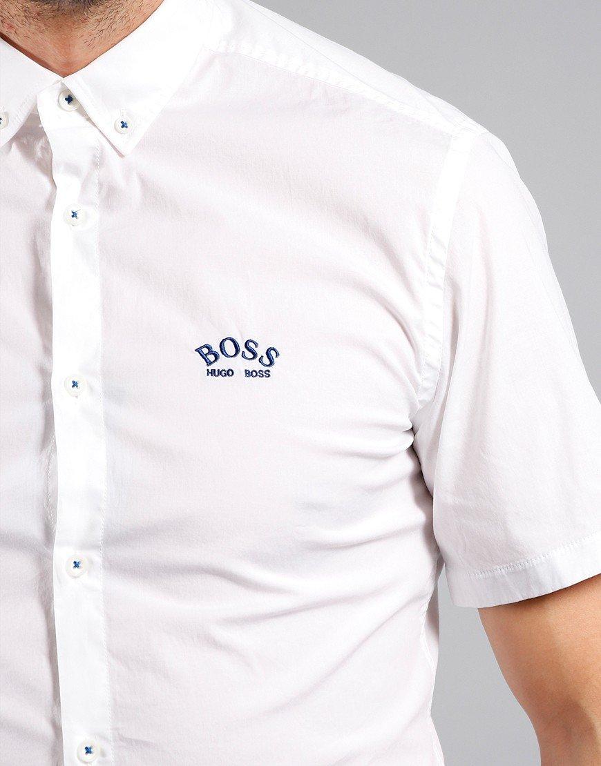 BOSS BIADIA R Shirt White