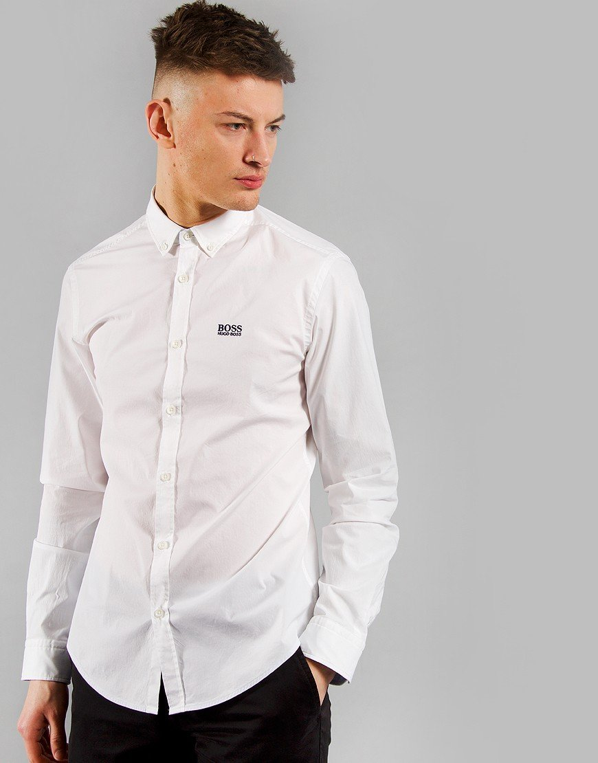 BOSS Biado_R Shirt White