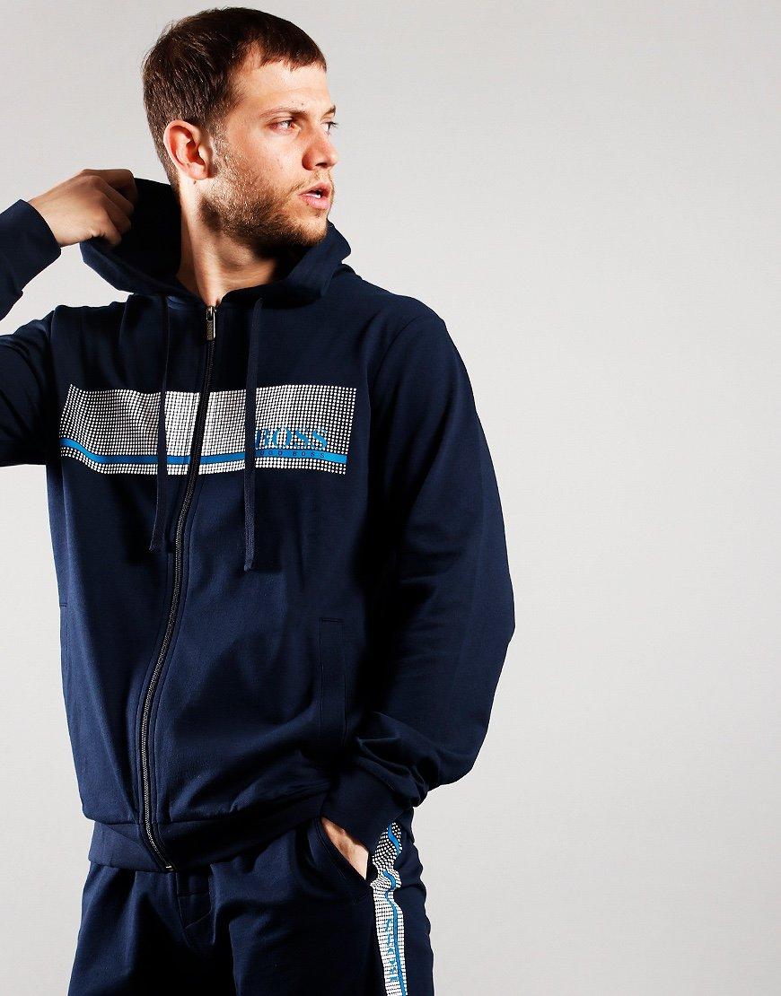 BOSS Authentic Jacket Dark Blue