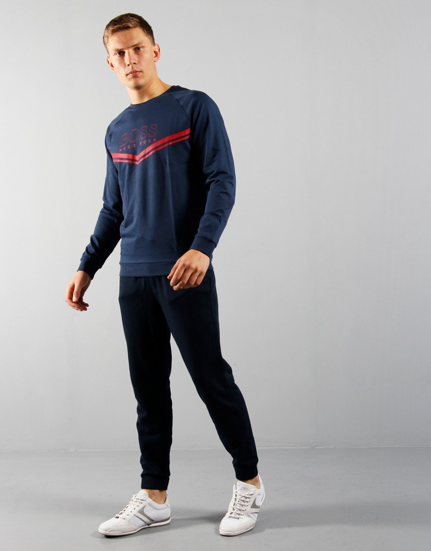 BOSS Casualwear Skyman 1 Joggers Dark Blue