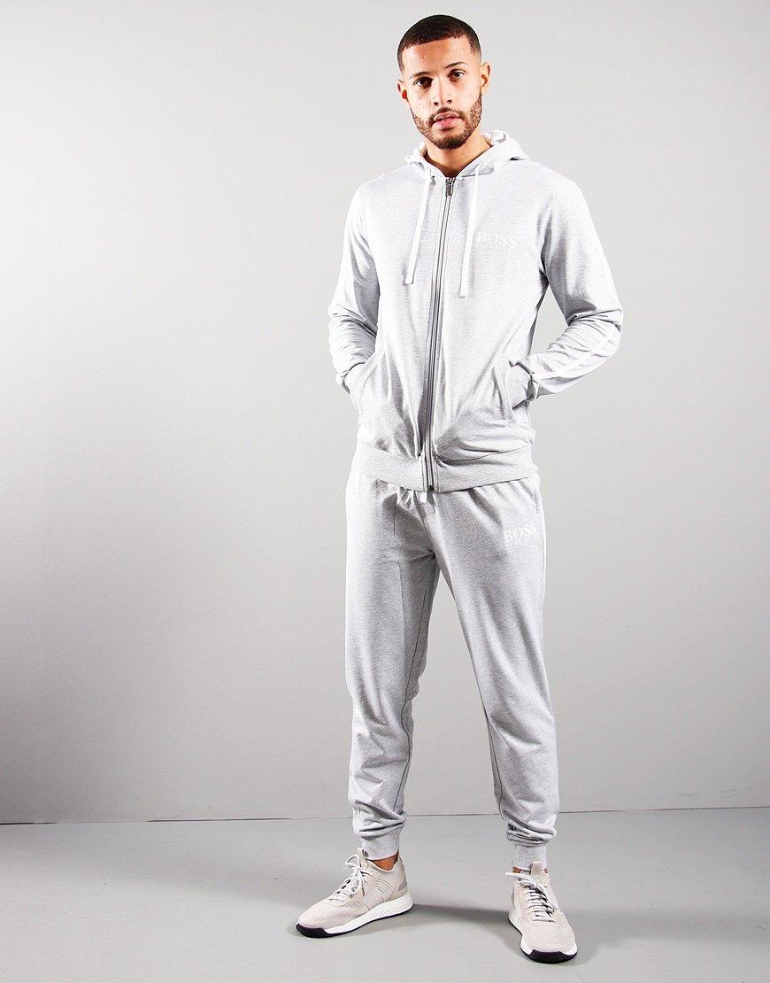 BOSS Authentic Jacket Mid Grey