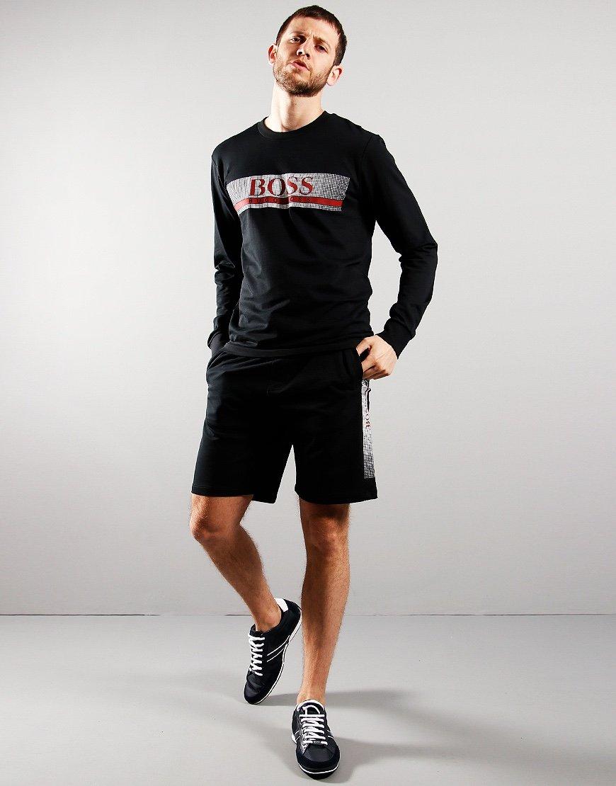 BOSS Authentic Sweat Black