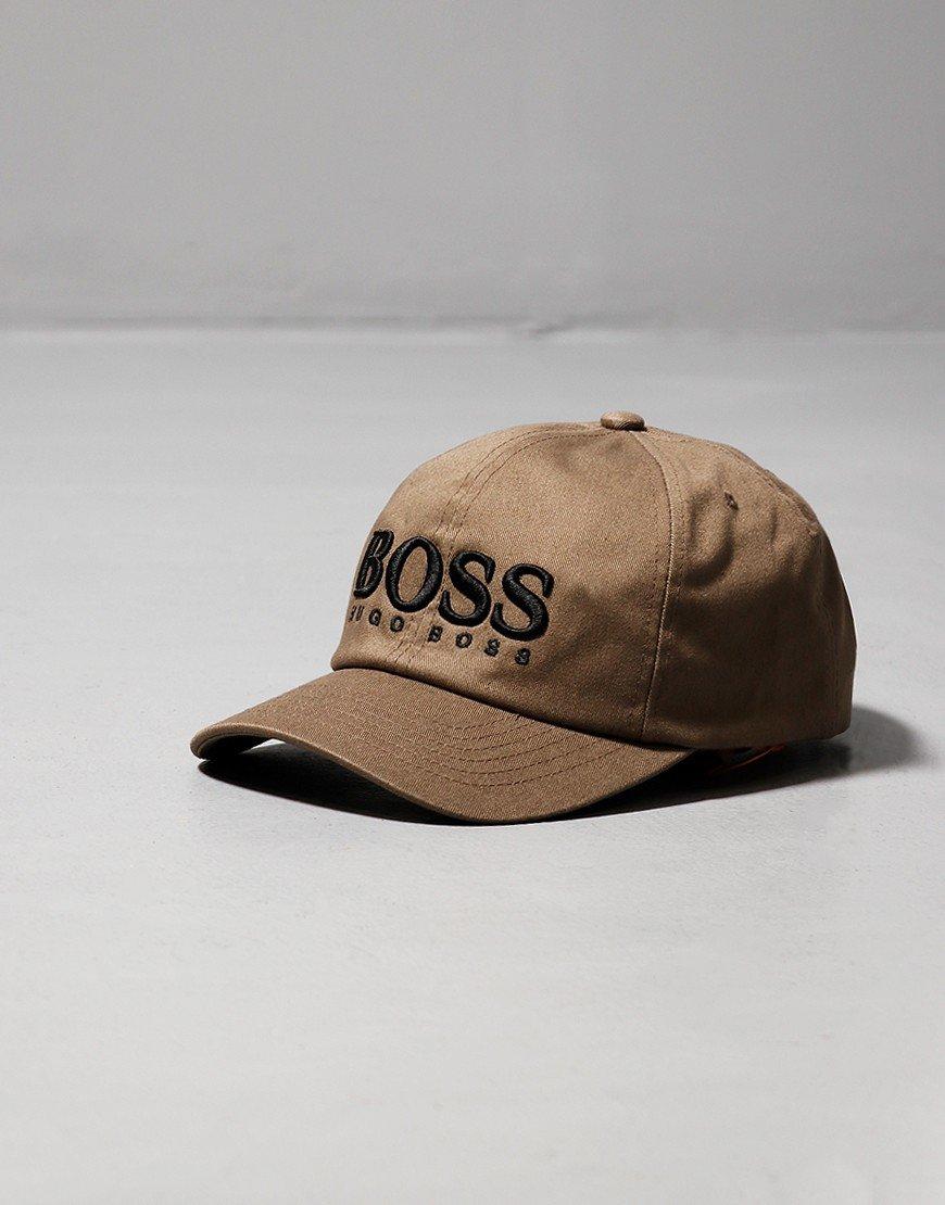 BOSS Fero-3 Cap Beige