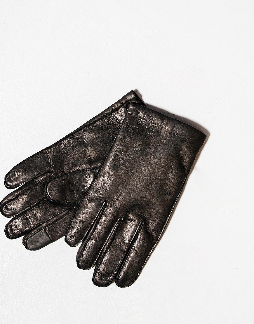 BOSS Bodywear Kranton Gloves Black