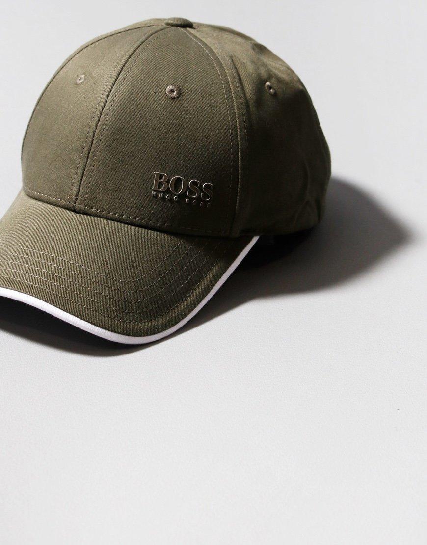 BOSS Cap-X   Dark Green
