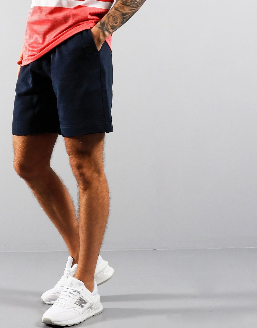 BOSS Skoleman Sweat Shorts Dark Blue