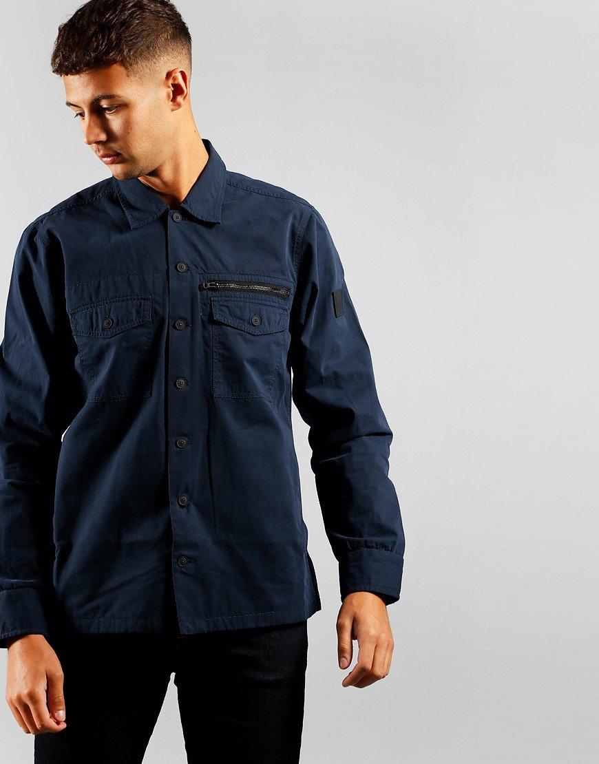 BOSS Lovel 3 Jacket Dark Blue
