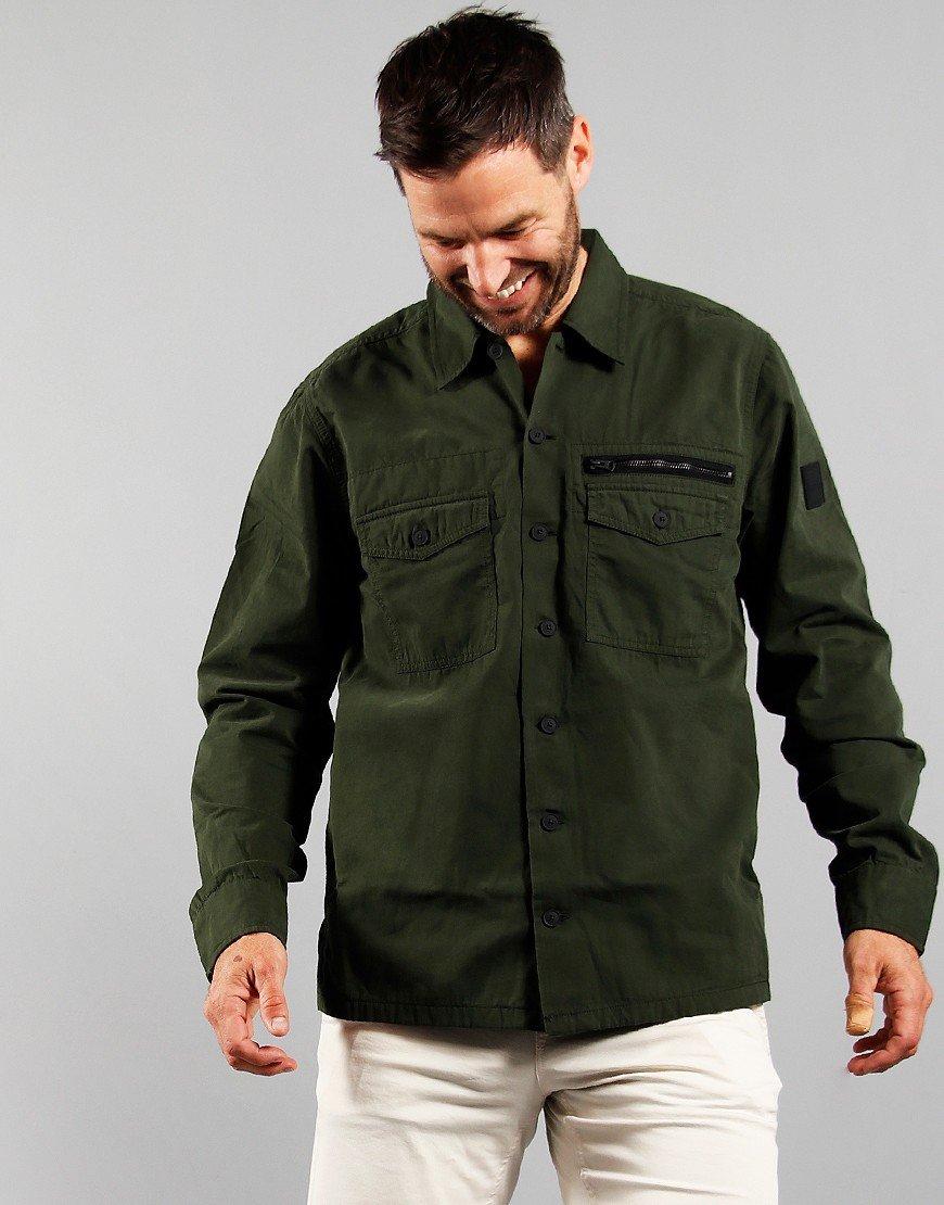 BOSS Lovel 3 Jacket Open Green