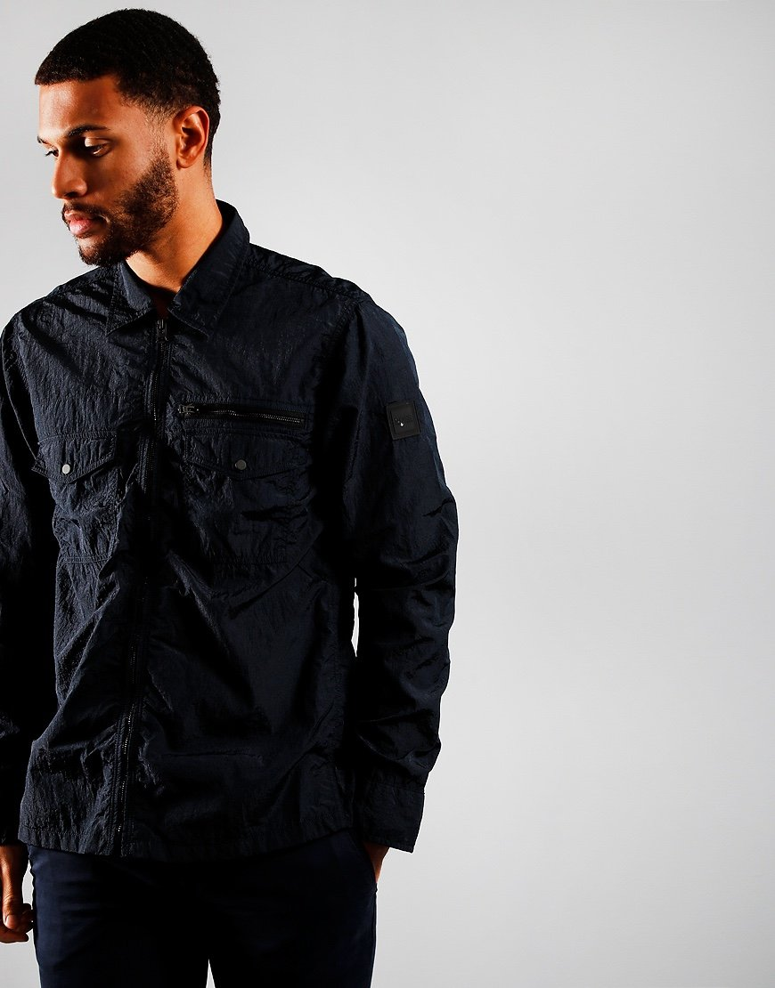BOSS Lovel Zip 3 Jacket Dark Blue